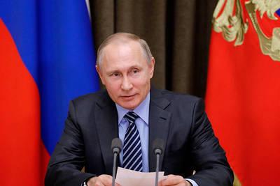 Путин поручил ЦБ придумать налог на майнинг до лета 2018 года