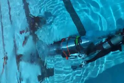 Вот так выглядела бы подводная лодка, на которой Илон Маск хотел спасти тайских детей