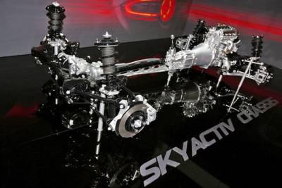 Mazda выпустит «экологичный» ДВС с КПД в 56 процентов