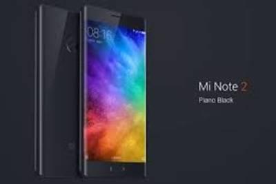 Первая партия Xiaomi Mi Note 2 распродана в течение 50 секунд