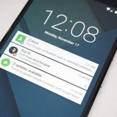 Android 6.0.1 исправляет проблему с системными часами