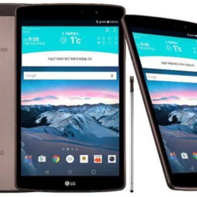 Анонсирован планшет LG G Pad II 8.3 LTE
