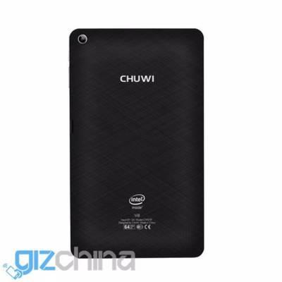 Chuwi Vi8 Plus – первый планшет с USB Type-C портом с ценником до $100