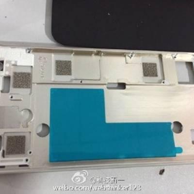 Корпус Galaxy S7 замечен на живых фото