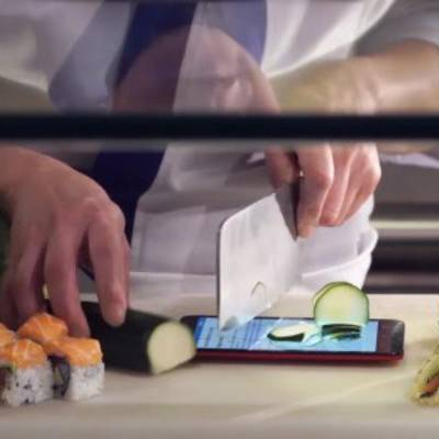 На ASUS ZenFone 2 Laser и ZenFone Selfie приготовили суши