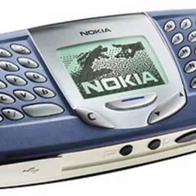 Nokia 5510 - первая QWERTY-клавиатура