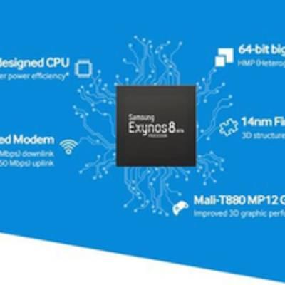 Представлен Exynos 8890: процессор для флагмана Samsung Galaxy S7