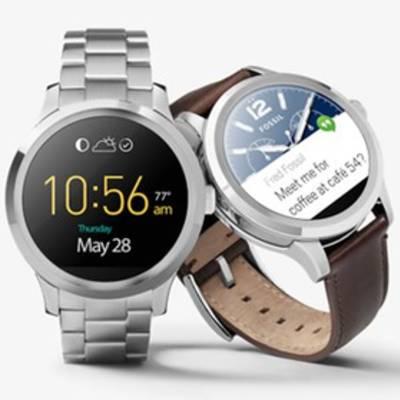 Смарт-часы Fossil Q Founder появились в Google Store