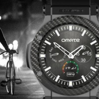 Смарт-часы Omate Rise с поддержкой 3G появятся на Indiegogo за $199