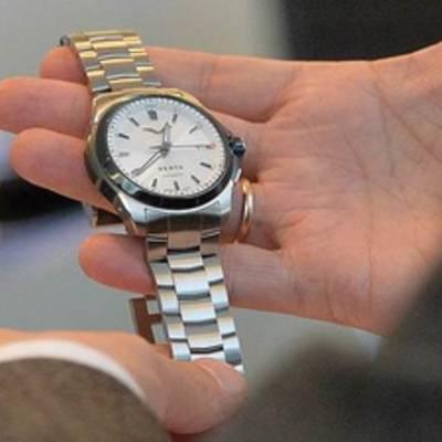 Vertu готовит свои первые умные часы