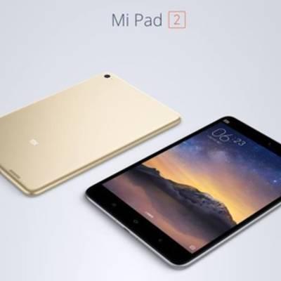 Xiaomi Mi Pad 2 показал флагманский результат в бенчмарке