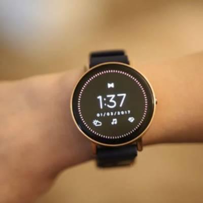 Умные часы Misfit Vapor выйдут на рынок 31 октября