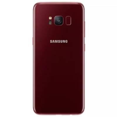 Индия - следующая страна, которая получит бордово-красный Samsung Galaxy S8