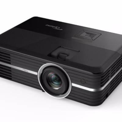 4К проектор Optoma использует Alexa для настройки кинопоказа