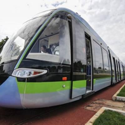 В Китае запустили первый трамвай на водородном топливе