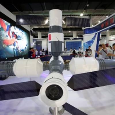 Китай приглашает международных ученых на свою будущую космическую станцию