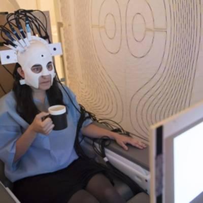 Этот шлем делает сканирование мозга более удобным
