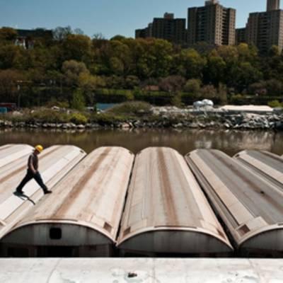 #фото | Как умирают вагоны нью-йоркского метро