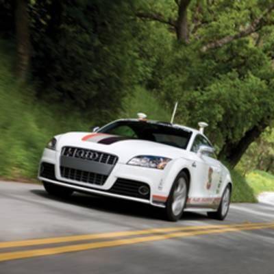 Американцы хотят самоуправляемый автомобиль Apple