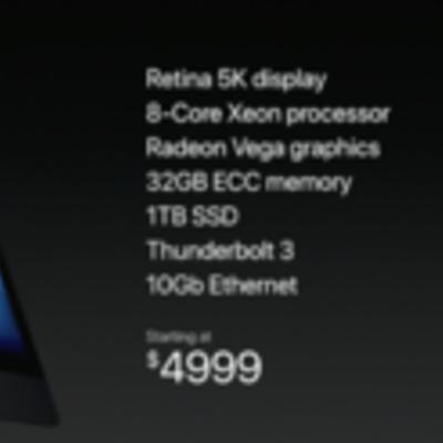 iMac Pro за $5000: обман под видом выгоды?