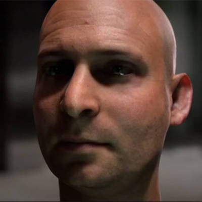 Nvidia Face Works: новый уровень лицевой анимации в компьютерных играх