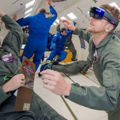 Астронавты NASA уже побывали на Марсе. С помощью виртуальной реальности