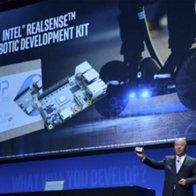 Набор для создания роботов от Intel появится летом