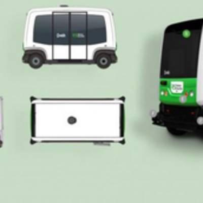 Японских пенсионеров пересаживают на беспилотные такси