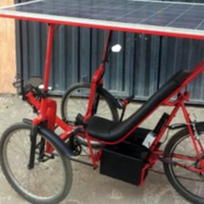 Стартап Solar E-Cycle запустил тестирование веломобилей на солнечных батареях
