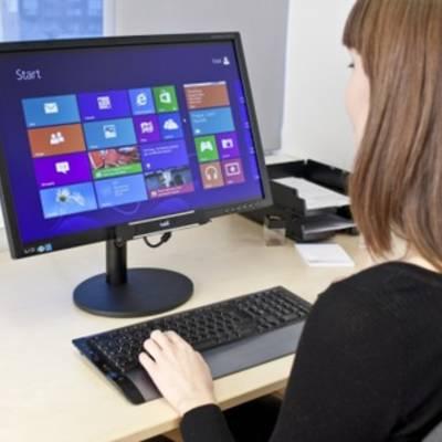 Управление Windows 8 глазами