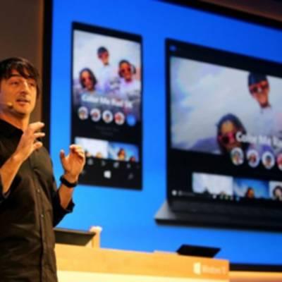 Microsoft выпустит семь вариаций Windows 10
