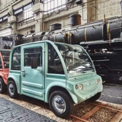 Стартап XYT представил городские модульные электрокары