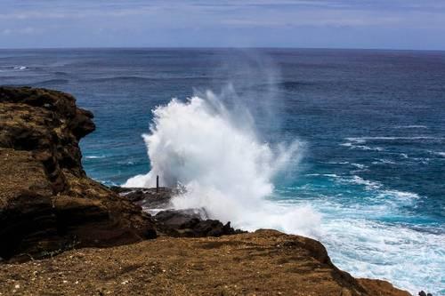 Волны океана показывают, что дисбаланс CO2 в пласте больше, чем ожидалось