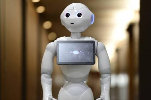 Робот впервые выступит перед парламентом Великобритании