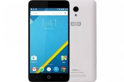 Смартфон Elephone P6000 поставляется с установленной Android 5.0 Lollipop
