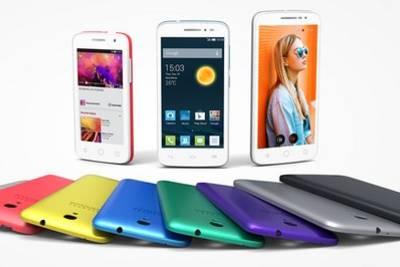 Alcatel представила линейку бюджетных смартфонов OneTouch Pop 2 с поддержкой LTE и Android 5.0
