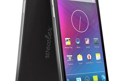 Wexler представила недорогой смартфон Zen 4.5