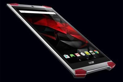Acer представили игровой планшет.