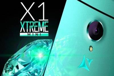 Allview X1 Xtreme Mini получил 4-мегапиксельную фронтальную UltraPixel-камеру