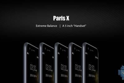 Анонсирован Ulefone Paris X - упрощённая версия Paris, который получил 4-ядерный MT6735 и 8 МП-й модуль камеры