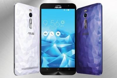 Asus представила смартфоны Zenfone 2 Laser