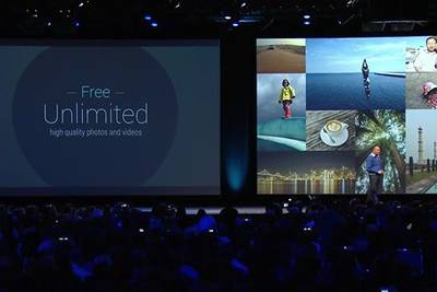 Бесплатная и безлимитная возможность загрузки фотографий в Google Фото