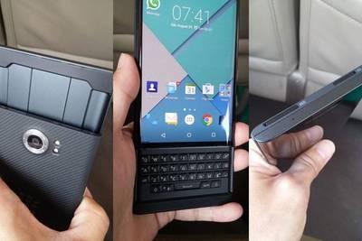 CEO BlackBerry рассказал о новом Android-смартфоне компании