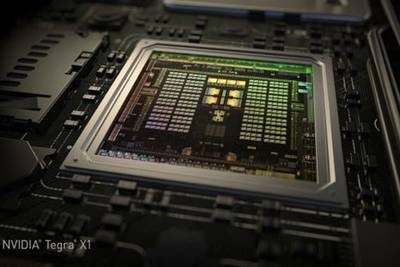 CES 2015: Анонсирован чипсет NVIDIA Tegra X1 с производительностью 1 террафлоп