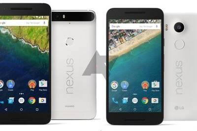 Что означают буквы X и P в названиях Nexus 5X и Nexus 6P?