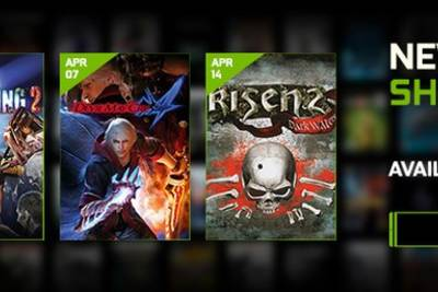 Для NVIDIA SHIELD выходят Dead Rising 2, Devil May Cry 4 и Risen 2