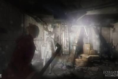 Forgotten Memories: - новый хоррор в духе старой школы