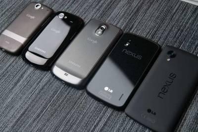 Google может выпустить компактный Nexus