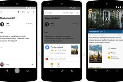 Google Now для Android M стал умнее и сообразительнее