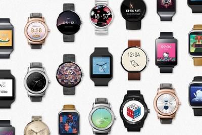 Google представила летнюю коллекцию циферблатов умных часов